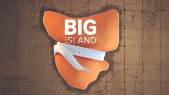 Big Island custom logo