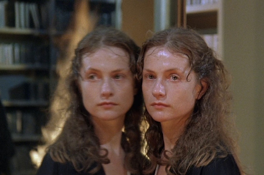 Isabelle Huppert in Malina