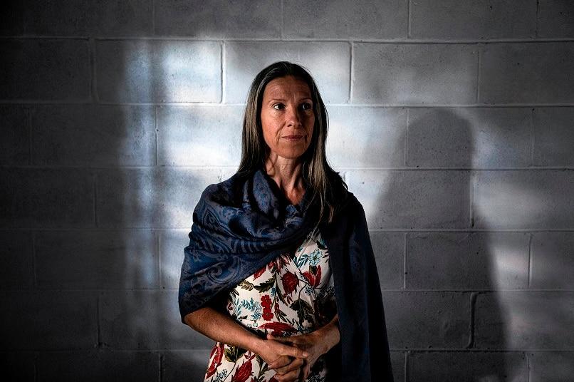 Ursula Wharton lost her son Joshua to suicide in 2017.