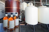 Sullivans Cove whisky won a gold and silver medal at the World Whisky Masters.