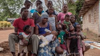 Ebola family cutom