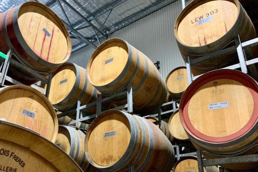 China trade tensions threaten farms and wineries
