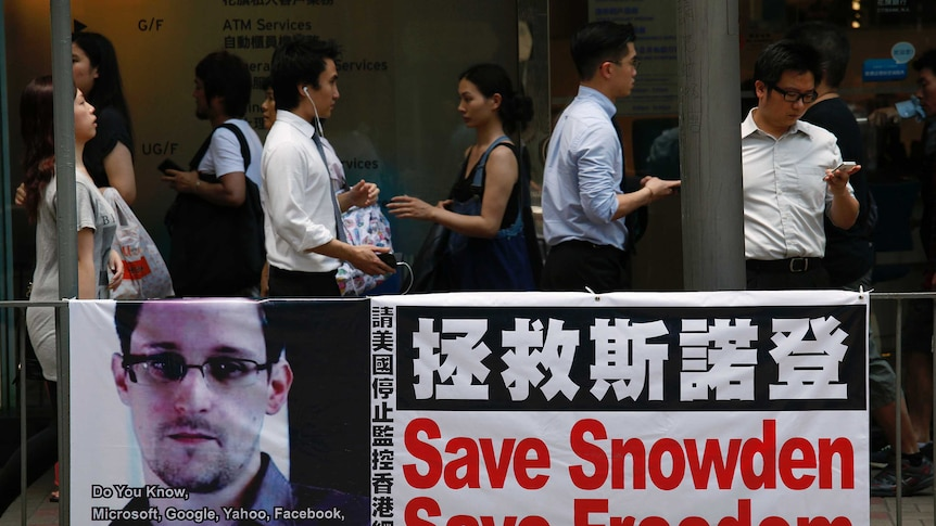 Where to now for Edward Snowden?
