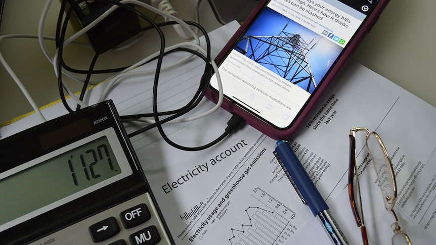 Figuring out how to save money on energy bill