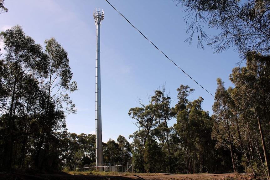 NBN fixed wireless tower