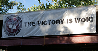 The Victory is Won