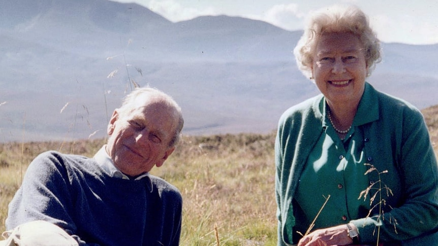 Queen Elizabeth II and Prince Philip in the Scottish Highlands (1)