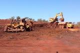 Iron mining in the Northern Territory