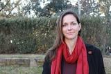 Salvation Army advocacy coordinator Heather Moore