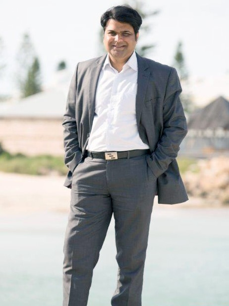 The Liberal's candidate for Fremantle, Sherry Sufi.