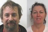 Prospectors Raymond and Jennie Kehlet are missing near Sandstone
