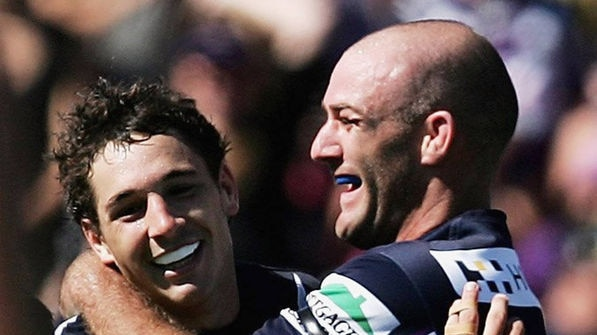 Geyer played 11 seasons for the Storm and was a foundation player at the club before retiring at the end of 2008.