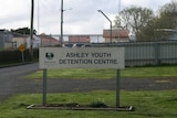 Ashley Youth Detention Centre sign.