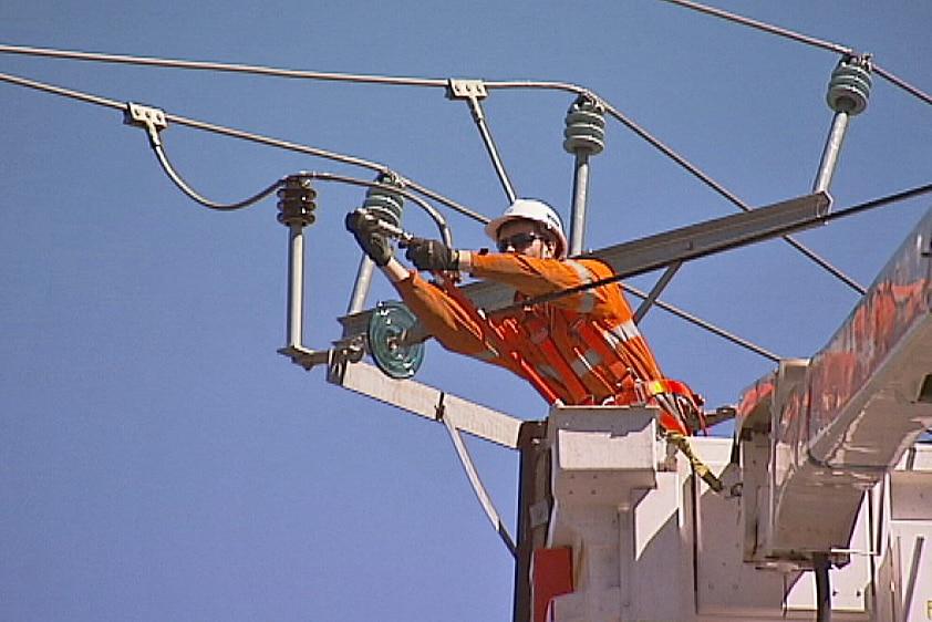 Power worker