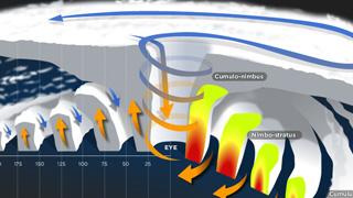 Anatomy of a cyclone custom image
