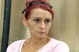 Pel-Air crash survivor Karen Casey