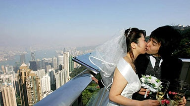 All in the mind: Smarter women have 40 per cent less chance of marrying. [File photo]
