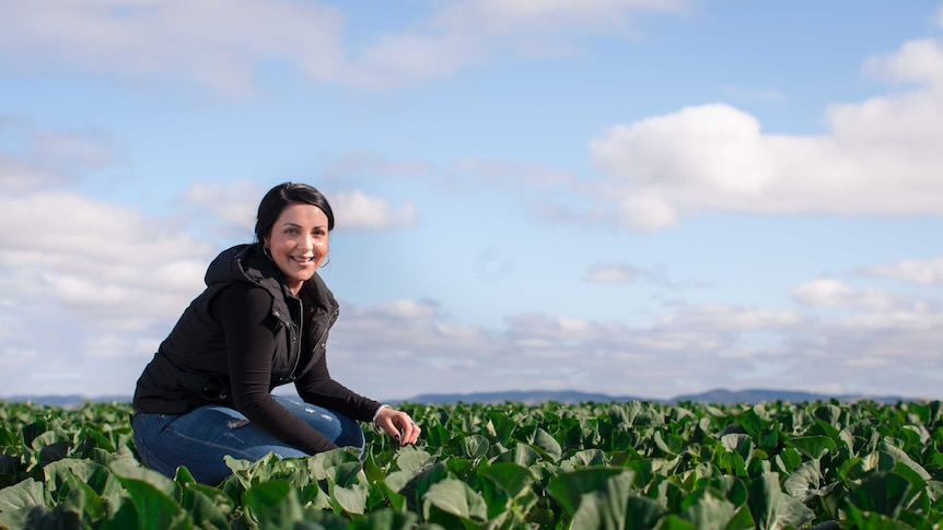 Emma Germano says border closure raises uncertainty for agriculture