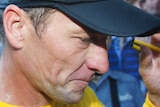 Lance Armstrong in Montreal, Canada in August 2012.