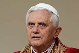 Controversial comments: The Vatican says the speech was misinterpreted. [File photo]