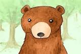 Bear finds a voice