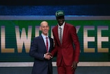 'Perth is our city': Thon Maker's journey from Sudan to the NBA