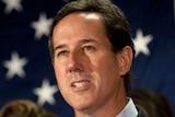 Santorum announces he is ending his presidential bid