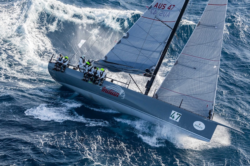 Indian heads for Hobart