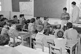 Kinchela Boys Homes classroom