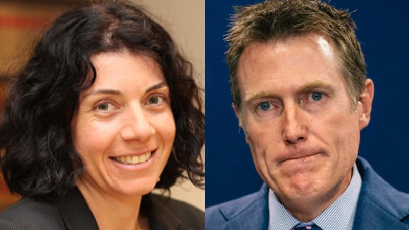 Push to remove Christian Porter's barrister in ABC defamation case labelled 'a storm in a teacup' – ABC News