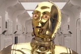 C3PO from Star Wars.