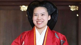 Why has Japan's shrinking Imperial Family lost another princess?