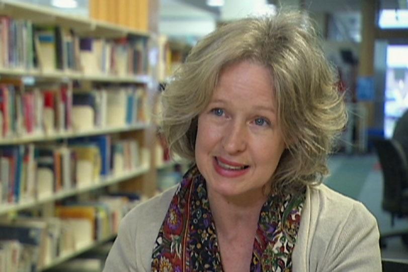 Gail Wilson, her daughter has a mental illness.