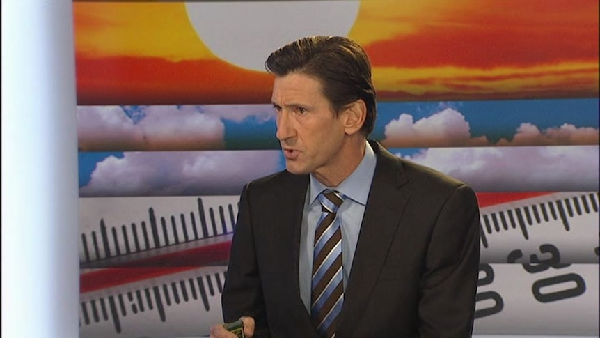 Graham Creed explains the BoM's new heatwave forecast service