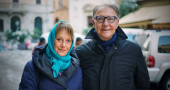 Paola Bronzini and Giuseppe Moro hope Five Star will bring a fresh start.