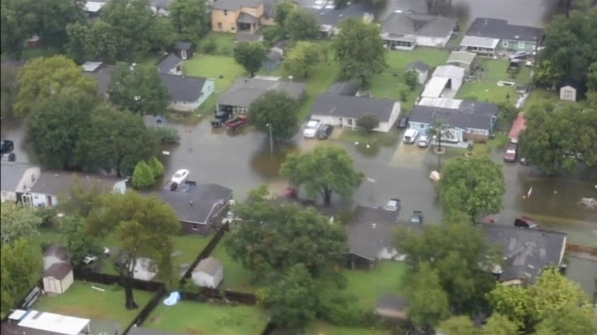 Thousands have been rescued in the Houston area from rising floodwaters. (Photo: Reuters)