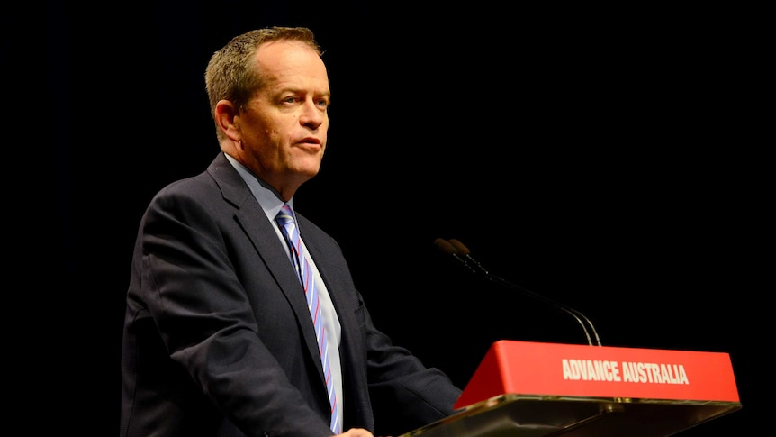 Mr Shorten acknowledged people had different perspectives and deeply held principles on the issue.