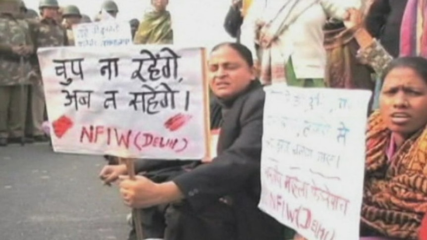 India reacts to death sentence for rapists