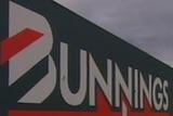 Bunnings sign