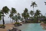 Cyclone Winston - Fiji's biggest island starts to feel the impacts of the category 5 storm