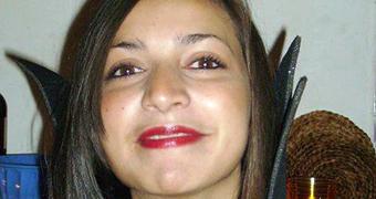 Murdered British exchange student Meredith Kercher in Perugia