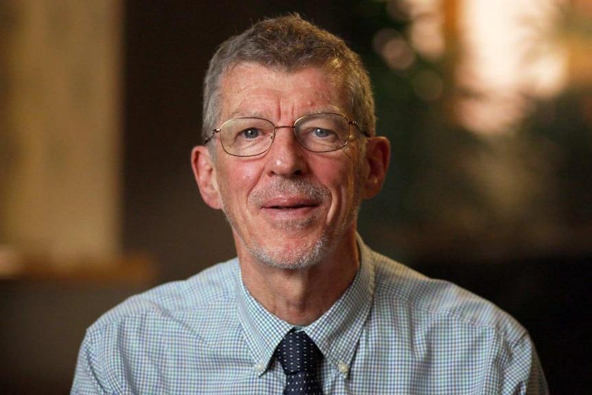 Immunologist and former Australian of the Year Professor Ian Frazer
