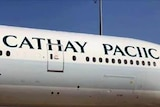 Cathay Pacific faux pas