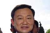 Fugitive former Thai Prime Minister Thaksin Shinawatra