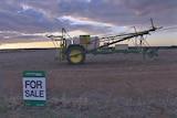 Farm up for sale in WA wheatbelt