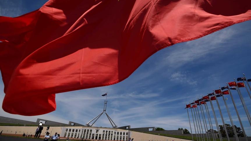 Beijing suspends China-Australia Strategic Economic Dialogue