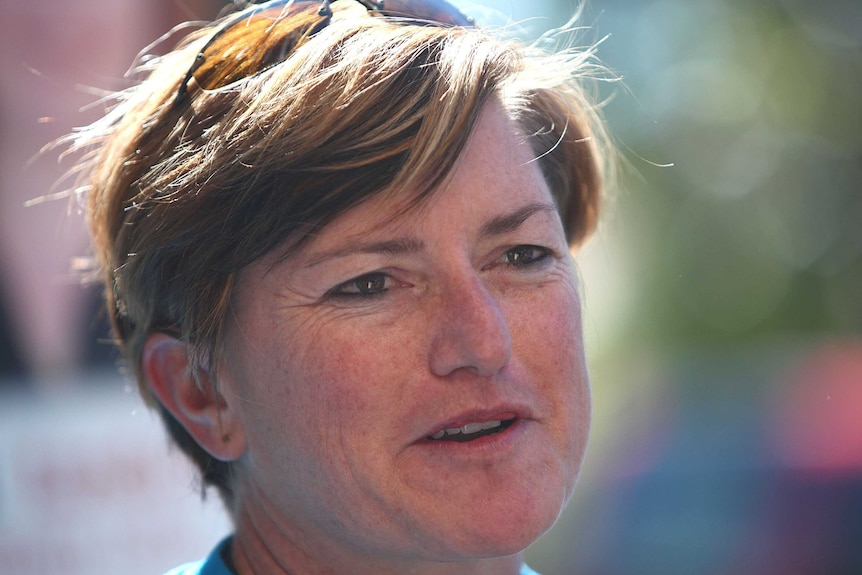 Liberal councillor Christine Forster