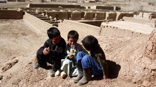 Hazara children custom