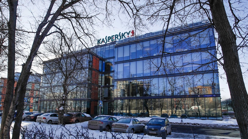 Kaspersky reacts to US ban on agencies using software