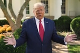 Donald Trump says COVID-19 infection a 'blessing in disguise'